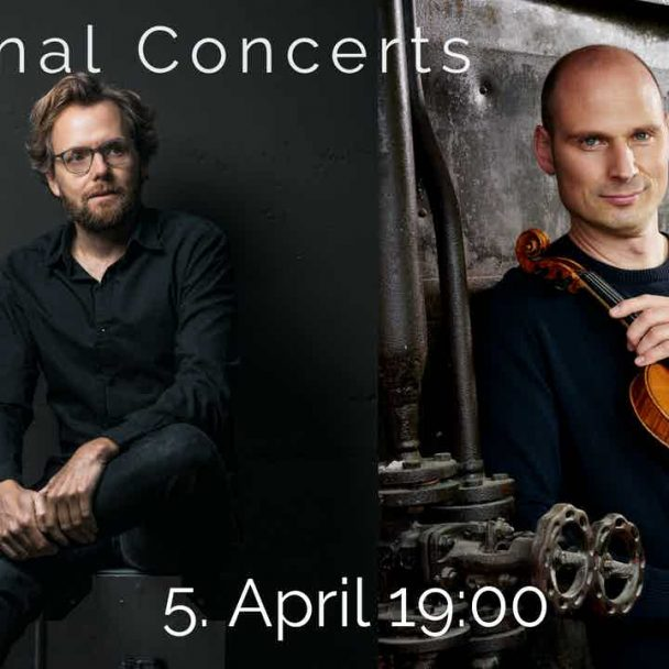 Seasonal Concerts – Easter Greetings, Duo Grosch/Bublath